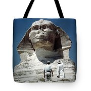 The Great Sphinx Tote Bag