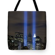 The Tribute In Light Memorial Tote Bag