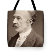 Thomas Hardy (1840-1928) Tote Bag