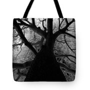 Tree Of Thorns Tote Bag