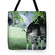 Two Stripes Tote Bag