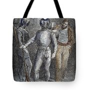 Verne: 20,000 Leagues, 1870 Tote Bag