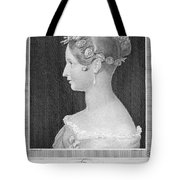 Victoria Of England Tote Bag