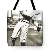 Walter Johnson (1887-1946) Tote Bag