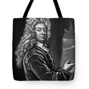 William Congreve Tote Bag