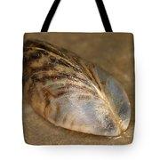Zebra Mussel Tote Bag