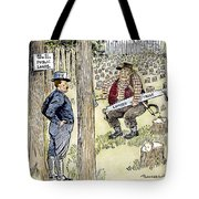 Theodore Roosevelt Tote Bag