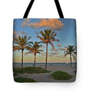 39- Evening In Paradise Tote Bag