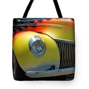 39 Ford Deluxe Hot Rod 3 Tote Bag