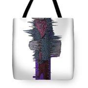 3d Club Hammer Tote Bag
