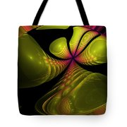 3d Effect Tote Bag