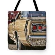 1968 Dodge Coronet Rt Tote Bag