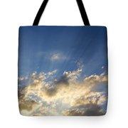 Angel Light Tote Bag