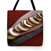 Apple Chips Tote Bag