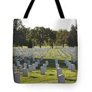 Arlington National Cemetery, Arlington Tote Bag