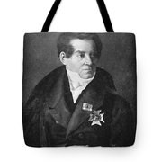 August Von Schlegel Tote Bag