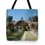 Balboa Park San Diego Tote Bag