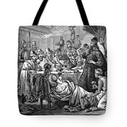 Belshazzars Feast Tote Bag