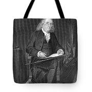 Benjamin Franklin, American Polymath Tote Bag