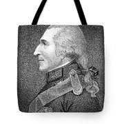 Benjamin Thompson Tote Bag