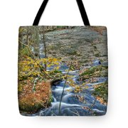 Big Hunting Creek Upstream From Cunningham Falls Tote Bag
