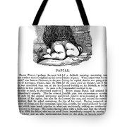 Blaise Pascal (1623-1662) Tote Bag