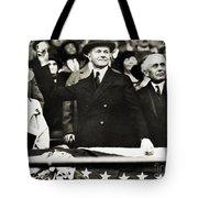 Calvin Coolidge (1872-1933) Tote Bag