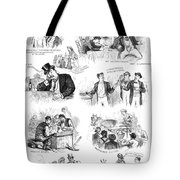Centennial Fair, 1876 Tote Bag
