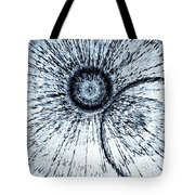 Circle 3d Art Tote Bag