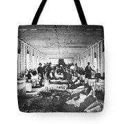 Civil War: Hospital Tote Bag