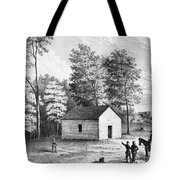 Civil War: Shiloh, 1862 Tote Bag