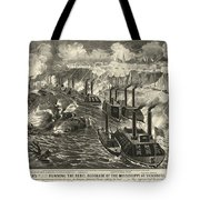Civil War: Vicksburg, 1863 Tote Bag