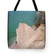 Coastal Erosion Tote Bag