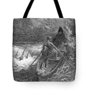 Coleridge: Ancient Mariner Tote Bag