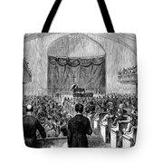 Cornelius Vanderbilt Tote Bag