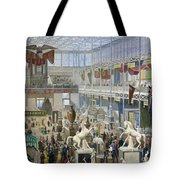 Crystal Palace, 1851 Tote Bag