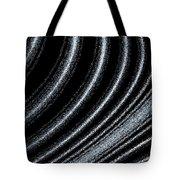 Curve Art Tote Bag