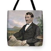 David Livingstone Tote Bag