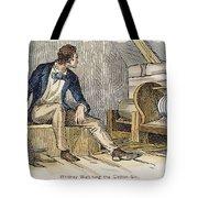 Eli Whitney (1765-1825) Tote Bag