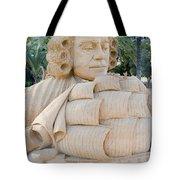 Fairytale Sand Sculpture  Tote Bag