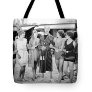 Film Still: Beach Tote Bag