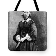 Florence Nightingale, English Nurse Tote Bag