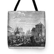 French Revolution, 1790 Tote Bag