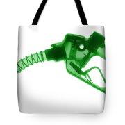Gas Nozzle, X-ray Tote Bag