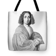 George Sand (1804-1876) Tote Bag