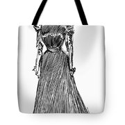 Gibson Girl, 1899 Tote Bag