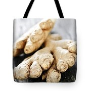 Ginger Root Tote Bag