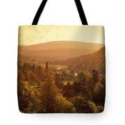 Glendalough, Co Wicklow, Ireland Tote Bag