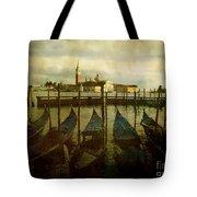 Gondolas. Venice Tote Bag