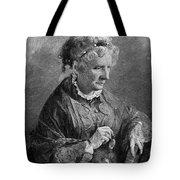 Harriet Beecher Stowe Tote Bag
